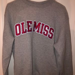 Ole Miss Rebels Champion Crewneck